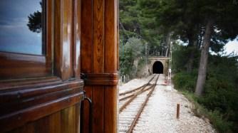 historische Eisenbahn