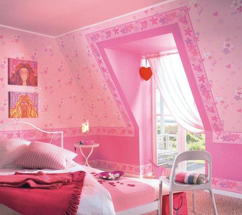 idee m dchen babyzimmer. Black Bedroom Furniture Sets. Home Design Ideas
