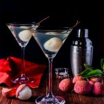 Lychee Martini is a sweet, tropical twist on the traditional martini. Make this simple cocktail anytime year round and as you sip, close your eyes and let your imagination take you to tropical paradise.