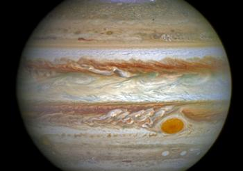 Spotlight on Jupiter