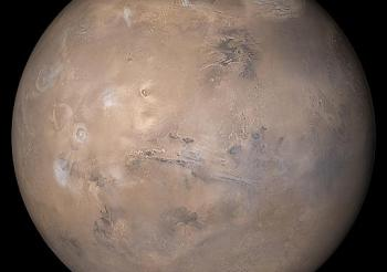Spotlight on Mars
