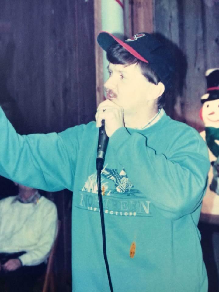 "Tribute to Calvin ""Camper Joe"" Hood"