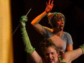 Der Grüffelo: Große Idee einer kleinen Maus - Kindertheater in Hiltrup 3