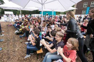 Kinder- und Jugend-Uni Münster 2018 auf dem Leonardo-Campus. Fotos: A. Hasenkamp.