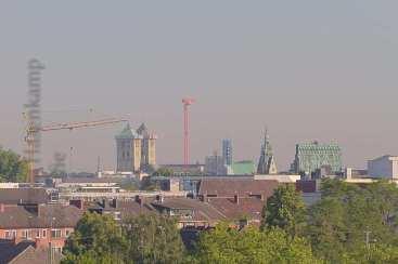 Fotos von: Hafen, Dom, Bahnhof in Münster. Foto: A. Hasenkamp, Fotograf in Münster.