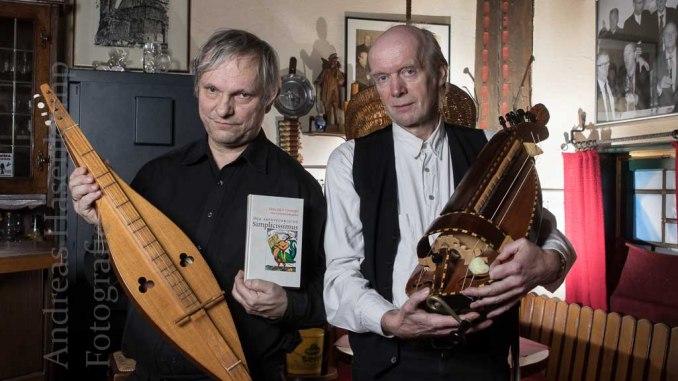 Simplicius Simplicissimus mit Markus von Hagen und Manfred Kehr.