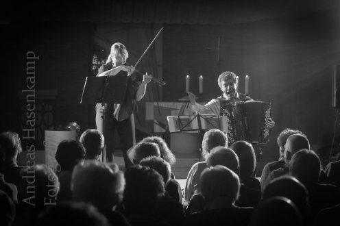 Klezmer-Ensemble Shoshana in Münster-Wolbeck. Foto: A. Hasenkamp, Fotograf in Münster.