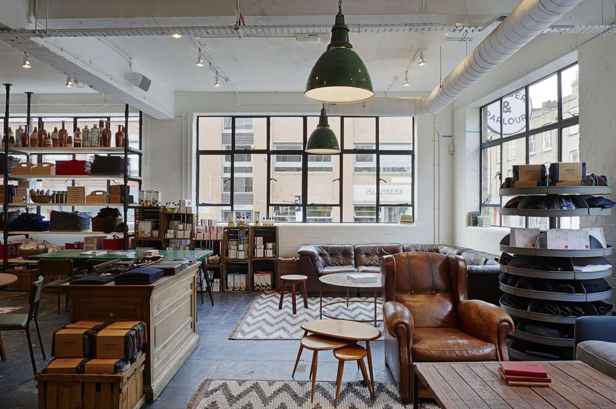 Best Working Cafes in London - Barber & Parlour