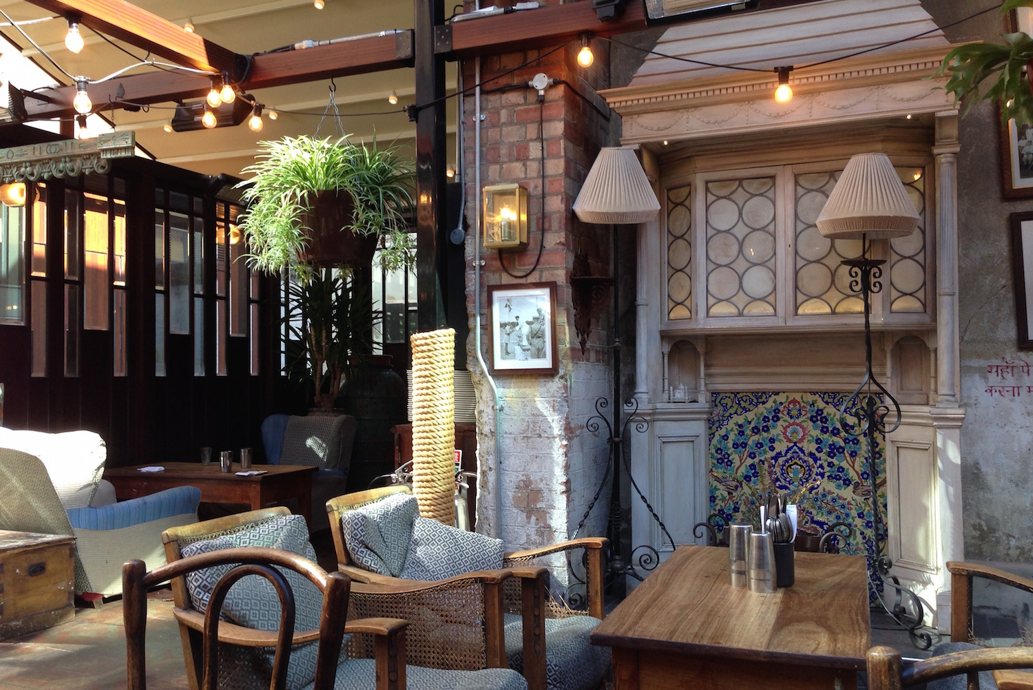 The Best Working Cafes_Dishoom