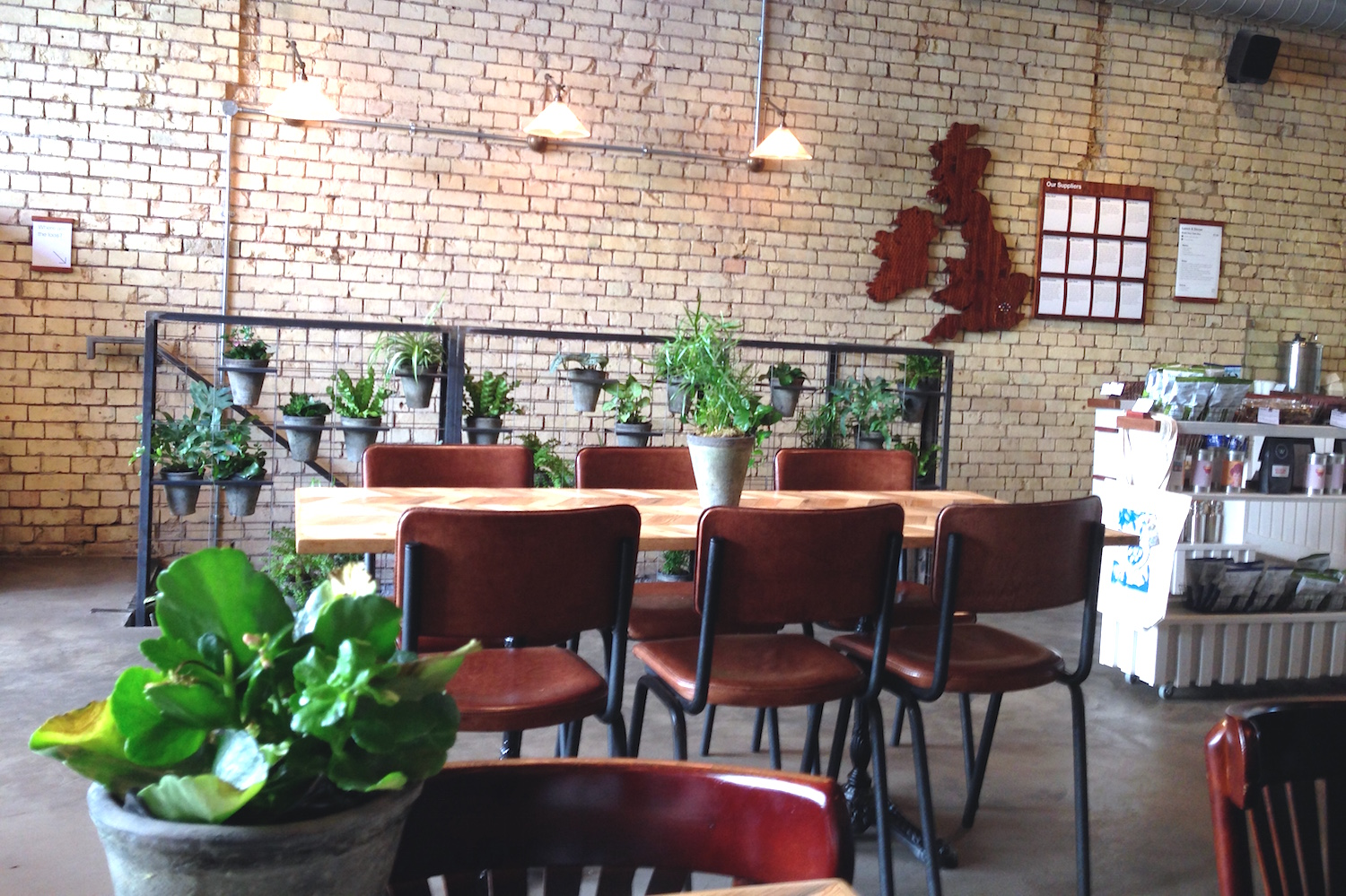 The Best Working Cafes - Farmstand