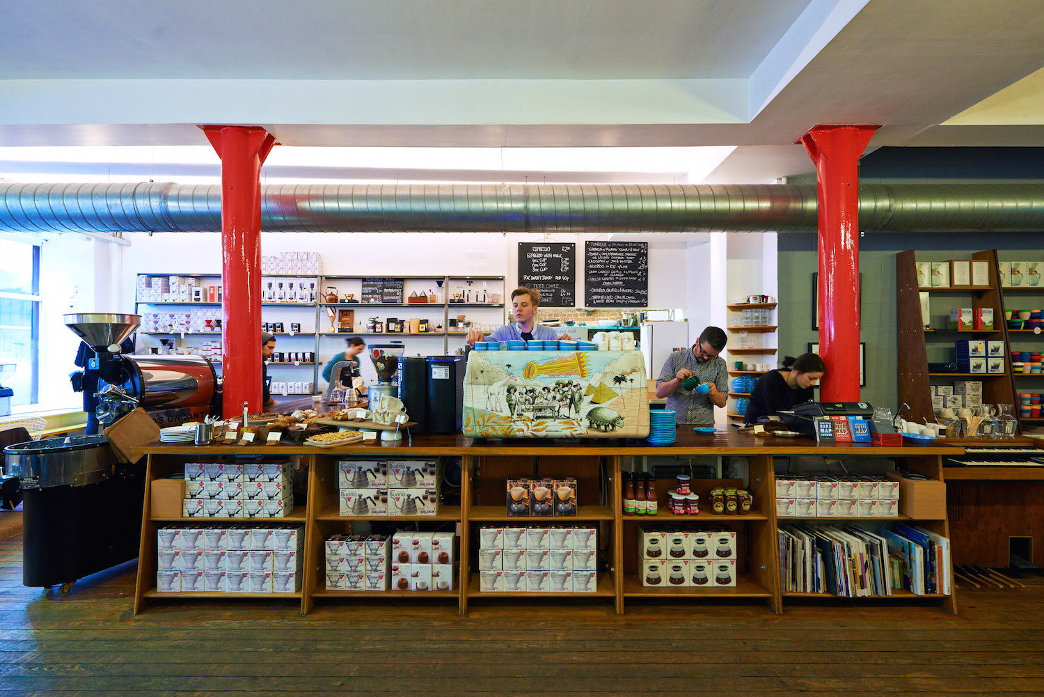 The Best Working Cafes - Prufrock