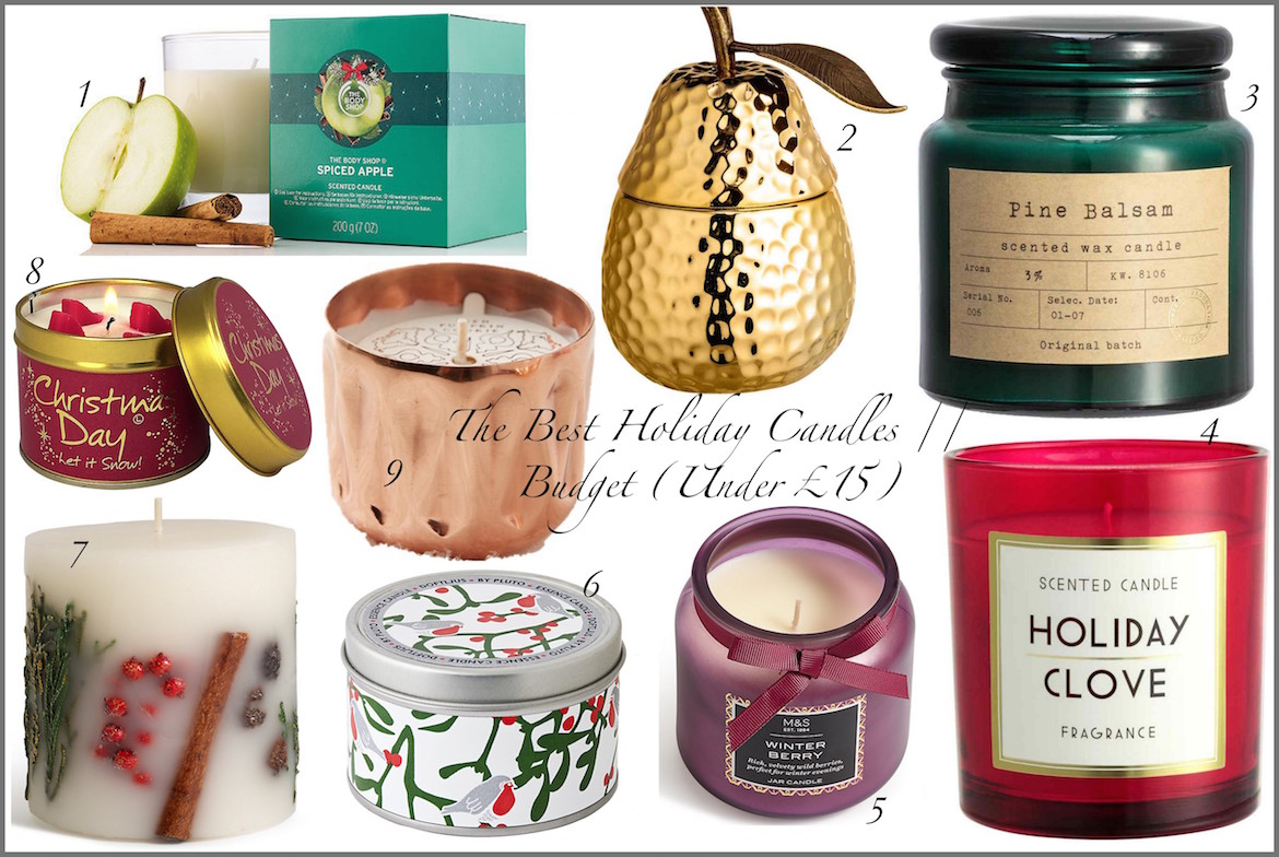 Friday Finds: The Best Holiday Candles | Budget | Wolf & Stag