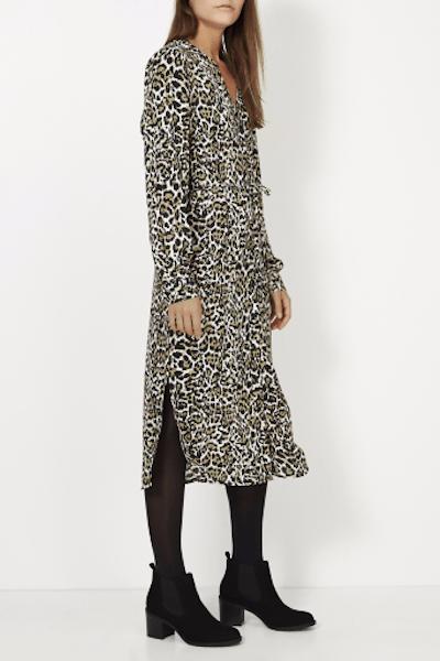 Leopard Print Dress   George at Asda   Wolf & Stag
