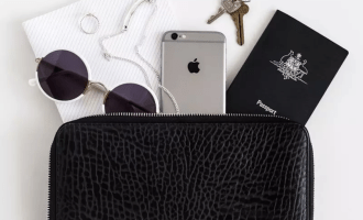 Friday Finds: The Best Travel Wallets | Wolf & Stag
