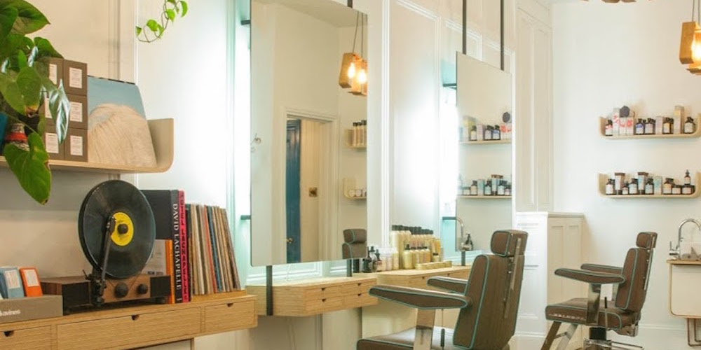 My Favourite Salon in London: Ralph & Rice | Wolf & Stag