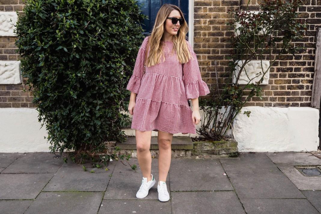 Zara gingham dress | Wolf & Stag