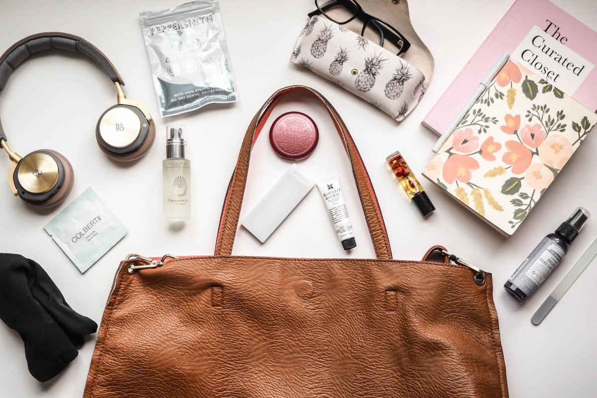 What's in my Carry-On Plane Bag | Wolf & Stag