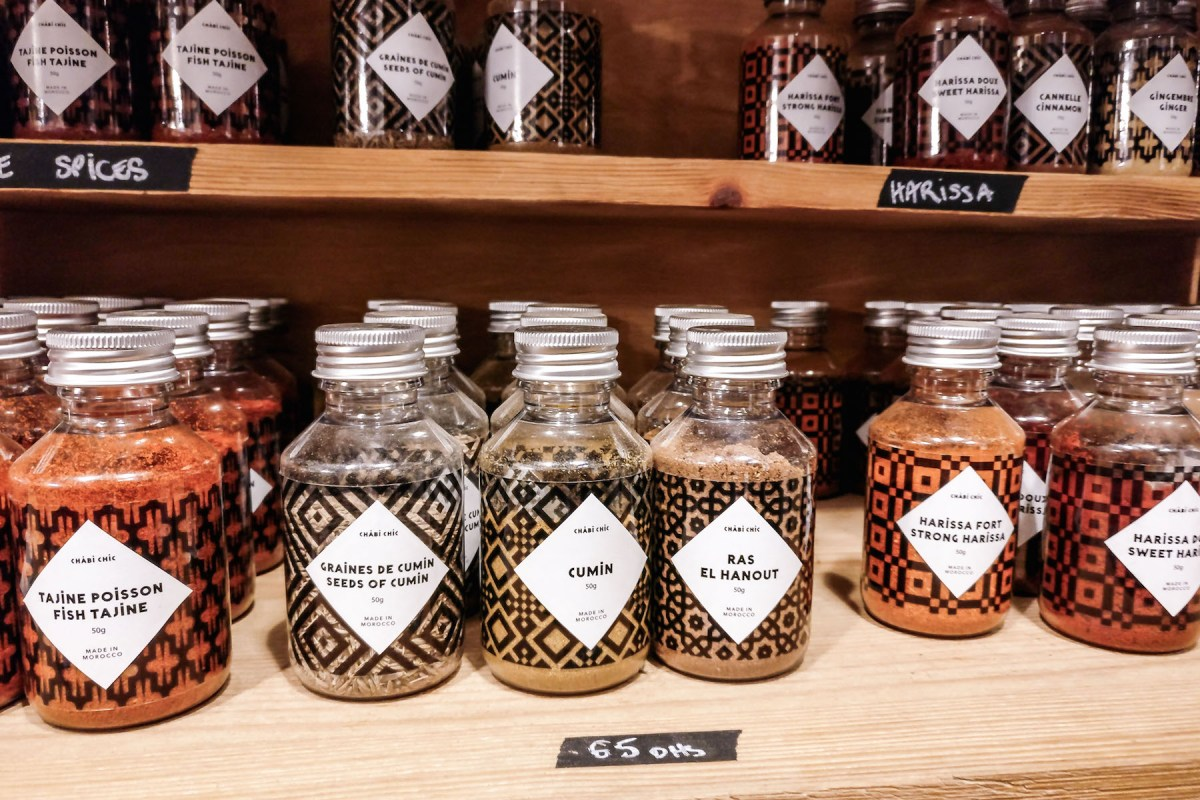 Spices at Chabi Chic | Wolf & Stag's Travel Guide to Marrakech, Morocco