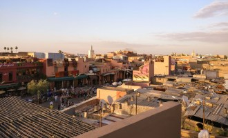 Marrakech views | | Wolf & Stag's Travel Guide to Marrakech, Morocco