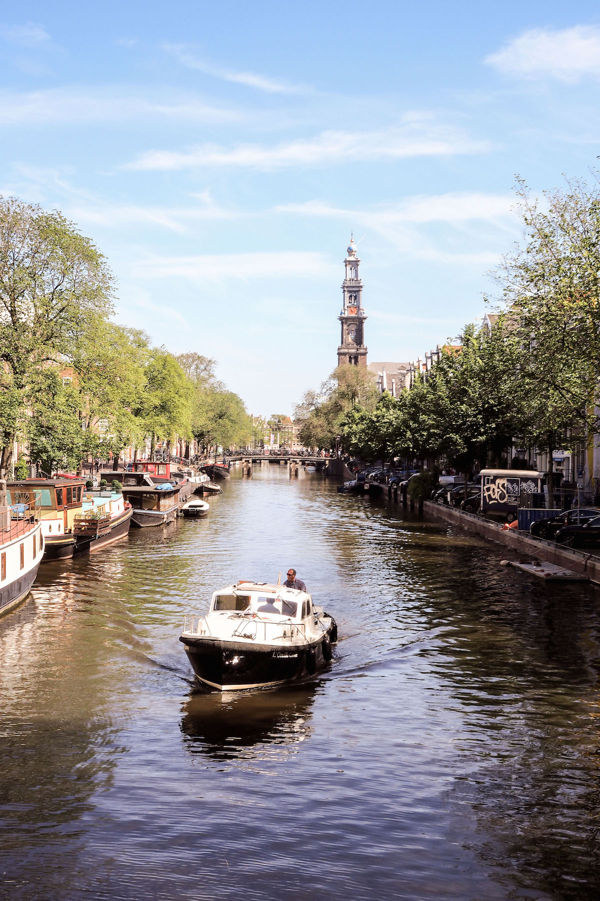 Canal views in Amsterdam | Wolf & Stag
