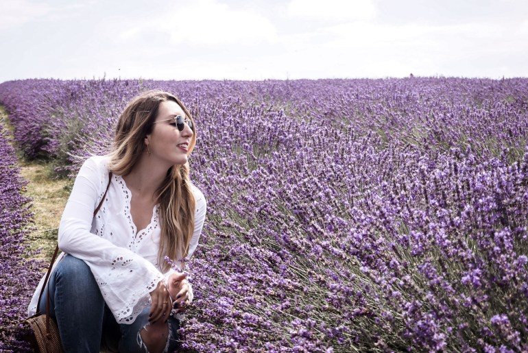 A Morning in Mayfield Lavender, London   Wolf & Stag