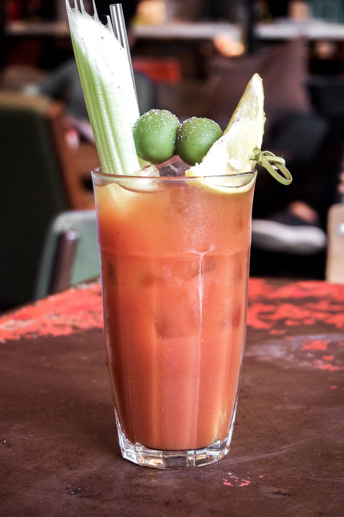The 5 Best Bloody Marys in London | Barber & Parlour | Wolf & Stag