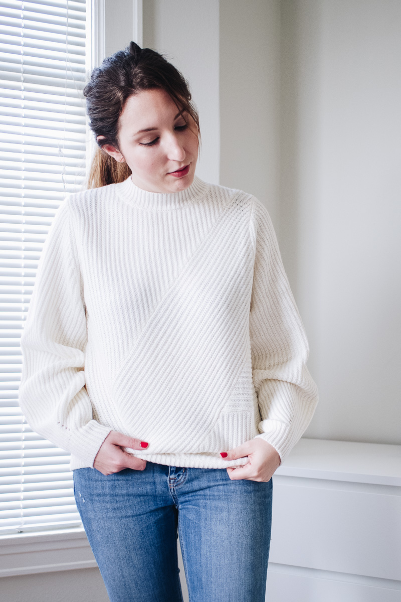 An Honest Review of Sezane | Featuring the Orson Jumper in Size M | Wolf & Stag