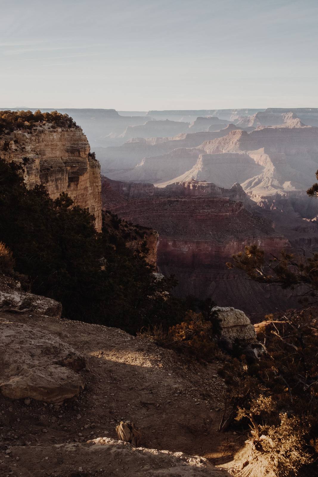 Wolf & Stag Adventures: Vegas & The Grand Canyon | Images of the grand canyon at sunset | Wolf & Stag