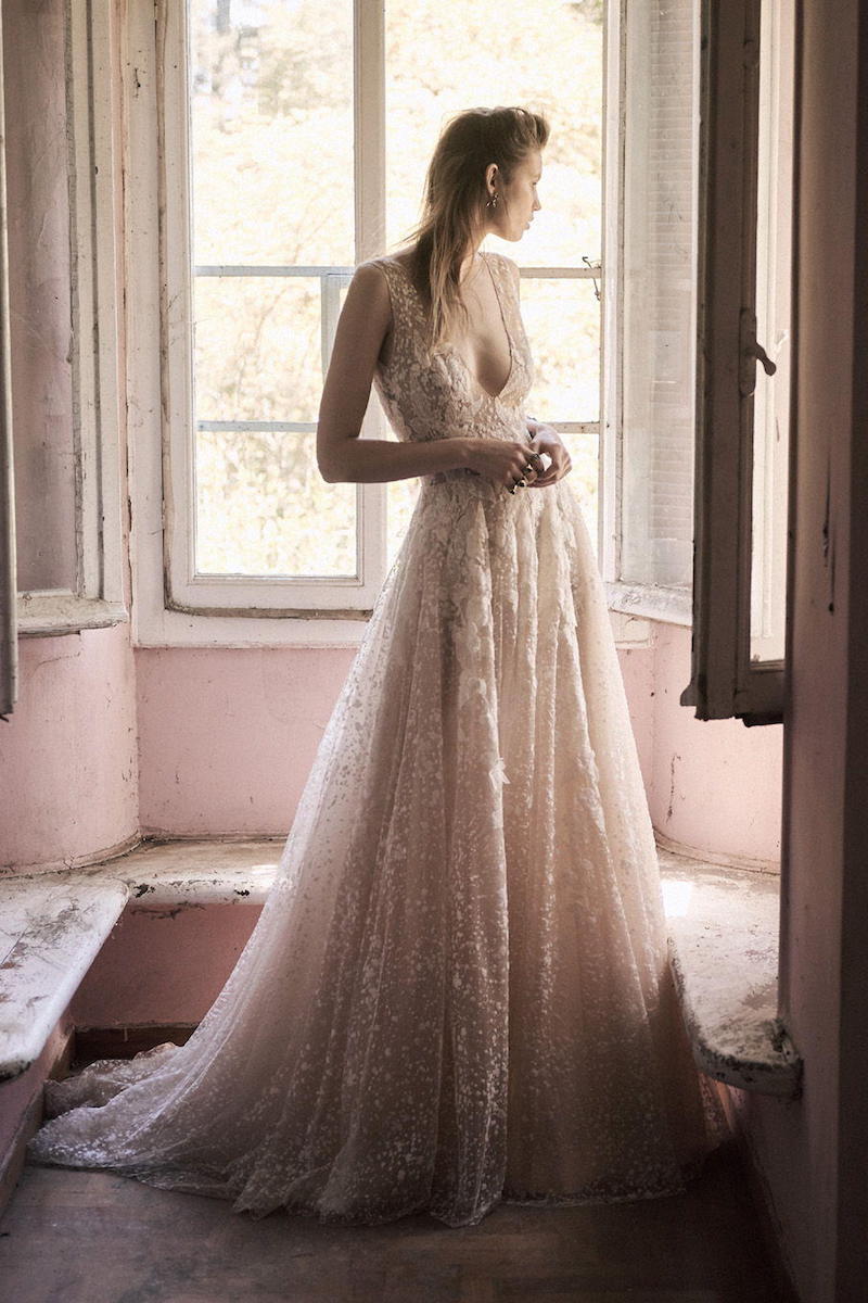 Wedding Dress Shopping: My Dream Dresses | Costarellos | Wolf & Stag
