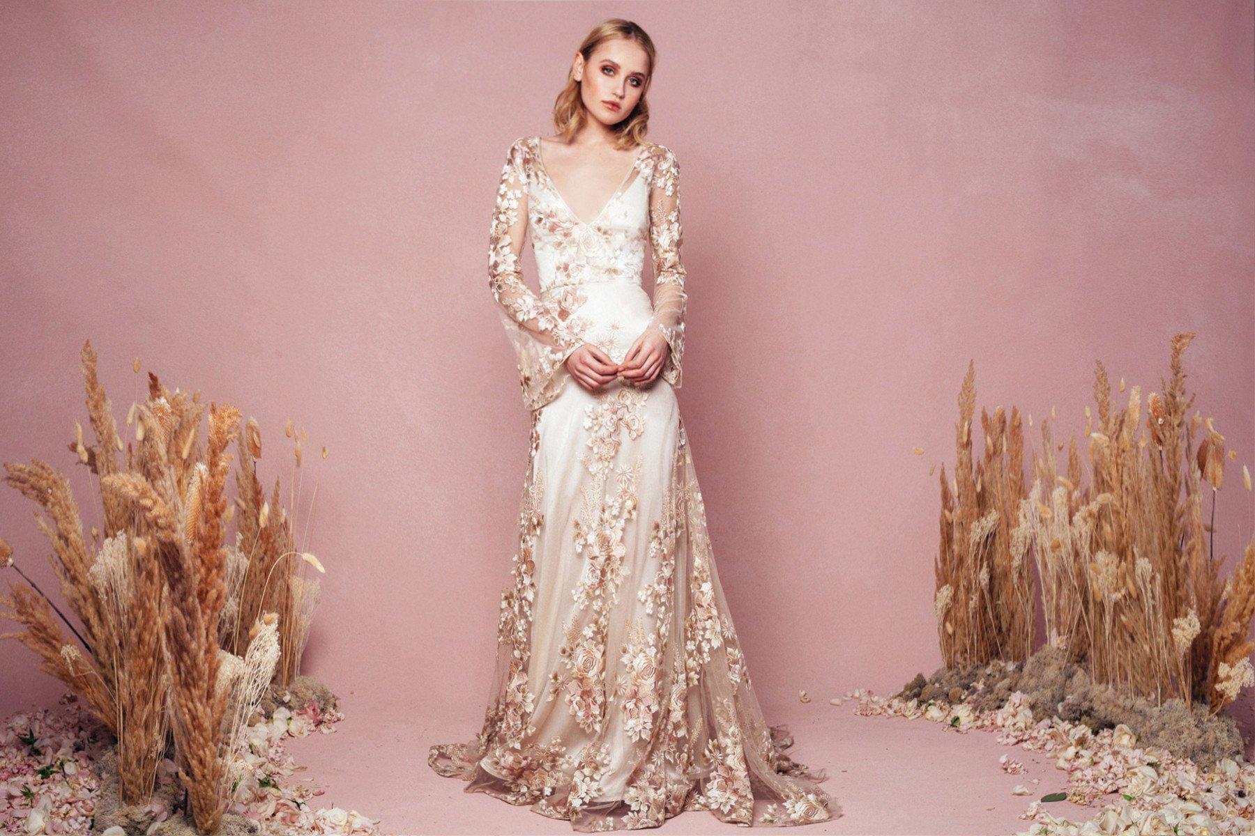 Wedding Dress Shopping: My Dream Dresses | Odylyne the Ceremony | Wolf & Stag
