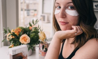 Beauty Review: VIICode Overnight Treatment Eye Masks | Wolf & Stag