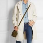 My Autumn Wishlist - Isabel Marant Etoile Cream Overcoat