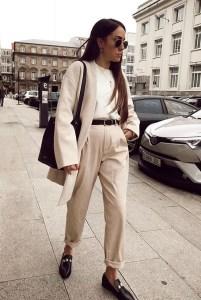 Spring Capsule Wardrobe Inspiration: Shades of Sand