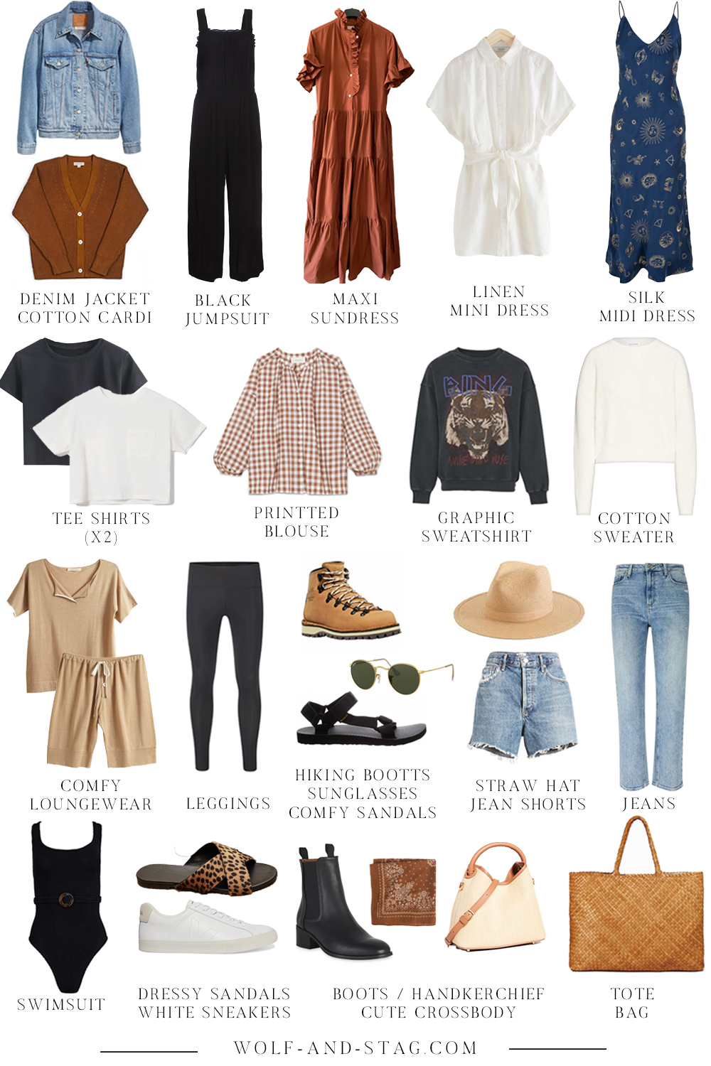 What to Pack for a 10 Day Southern California Roadtrip