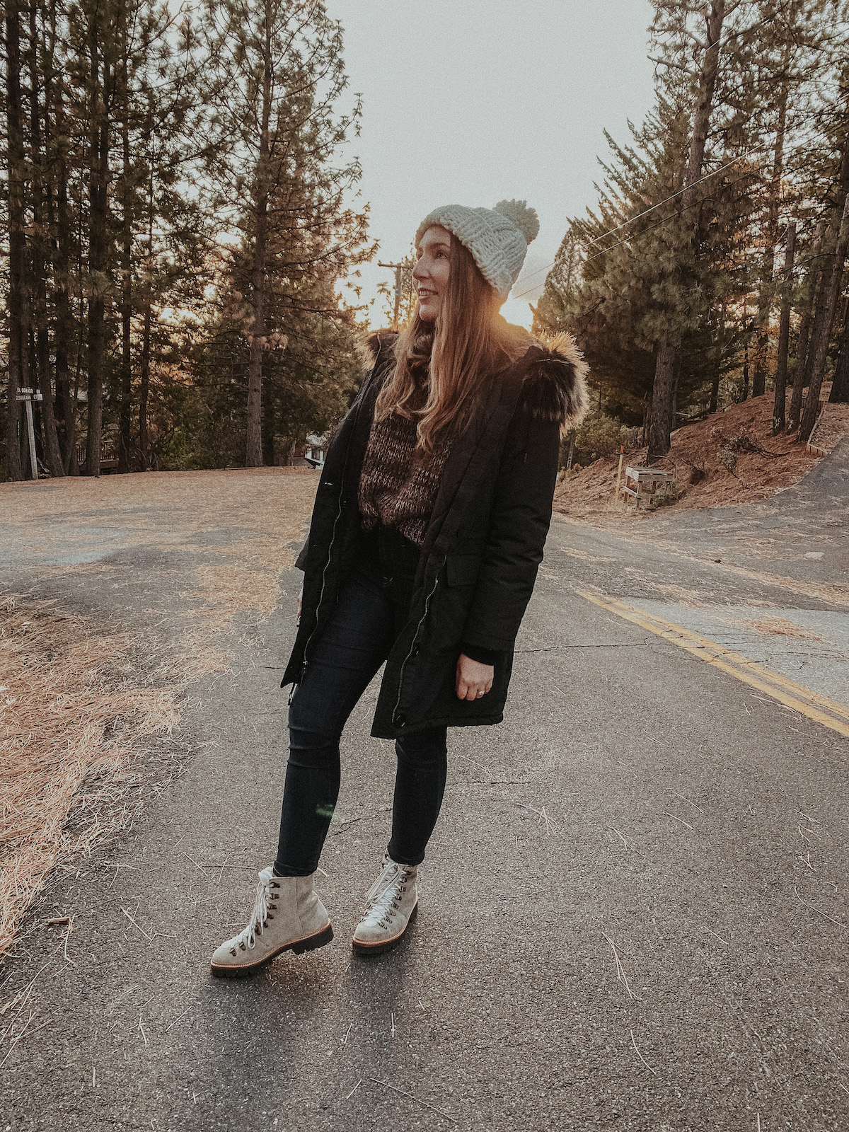 The (Mostly) Sustainable Capsule Wardrobe - Winter Update | the cozy, comfy, and sustainable pieces to add to your wardrobe and make the best winter outfits | W&S