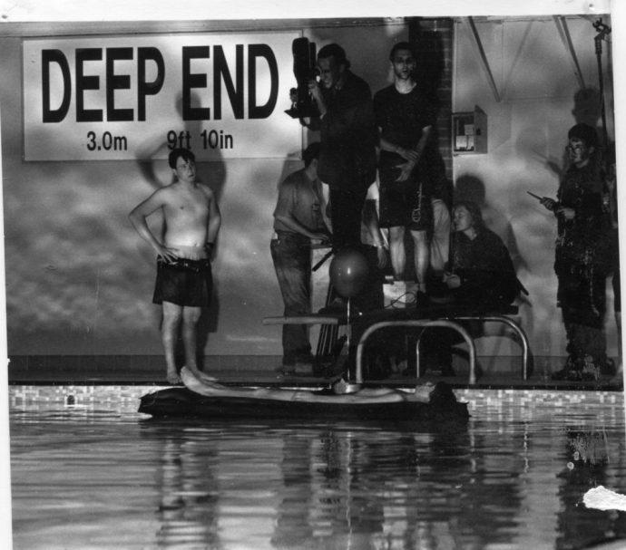 McB The Deep end