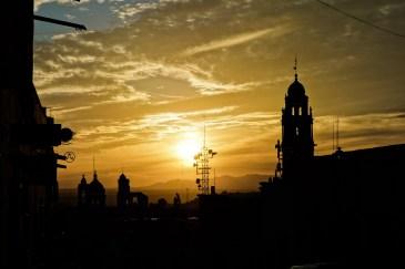 Il est 5h, San Miguel s'endort