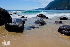 Pristine beaches in Quintay