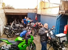 Our introduction to Johnny Motos workshop