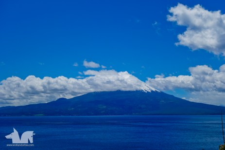 Endless shades of blue