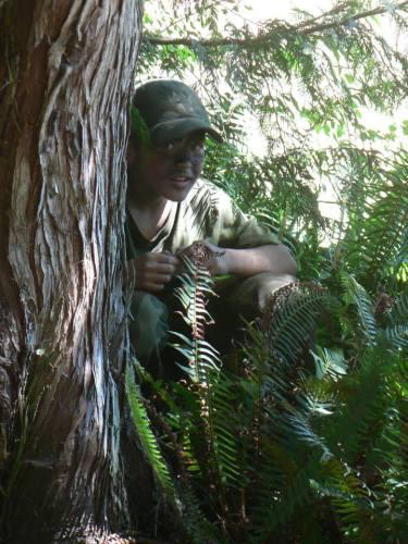 Day 25: Creek Sneak! Testing Our Wildlife Tracking & Birding Tips