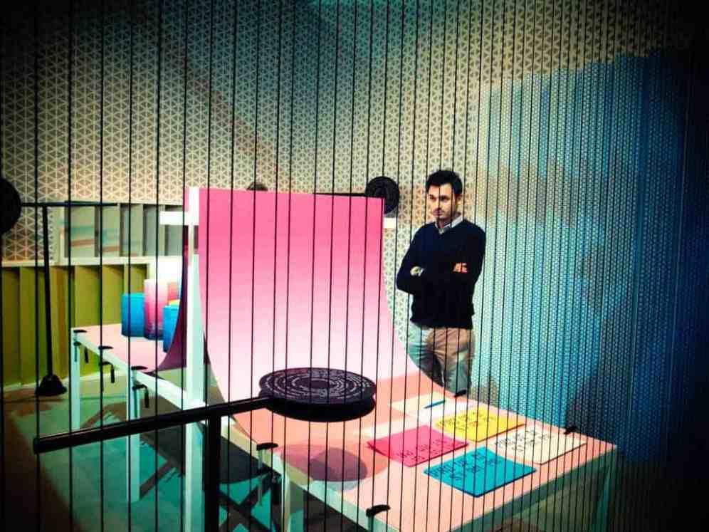 Fotoreportage Design Week Mailand, Milano, Italien, Moebelmesse