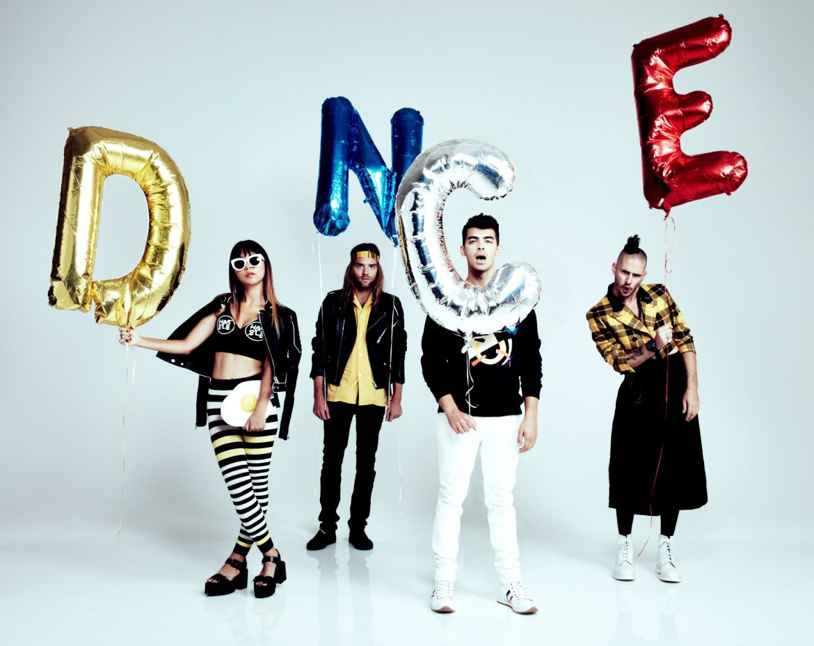 album review-swaay-by-dnce-indie music-new music-joe jonas-wolfinasuit-wolf in a suit