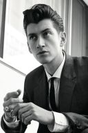 Music and fashion : Alex Turner