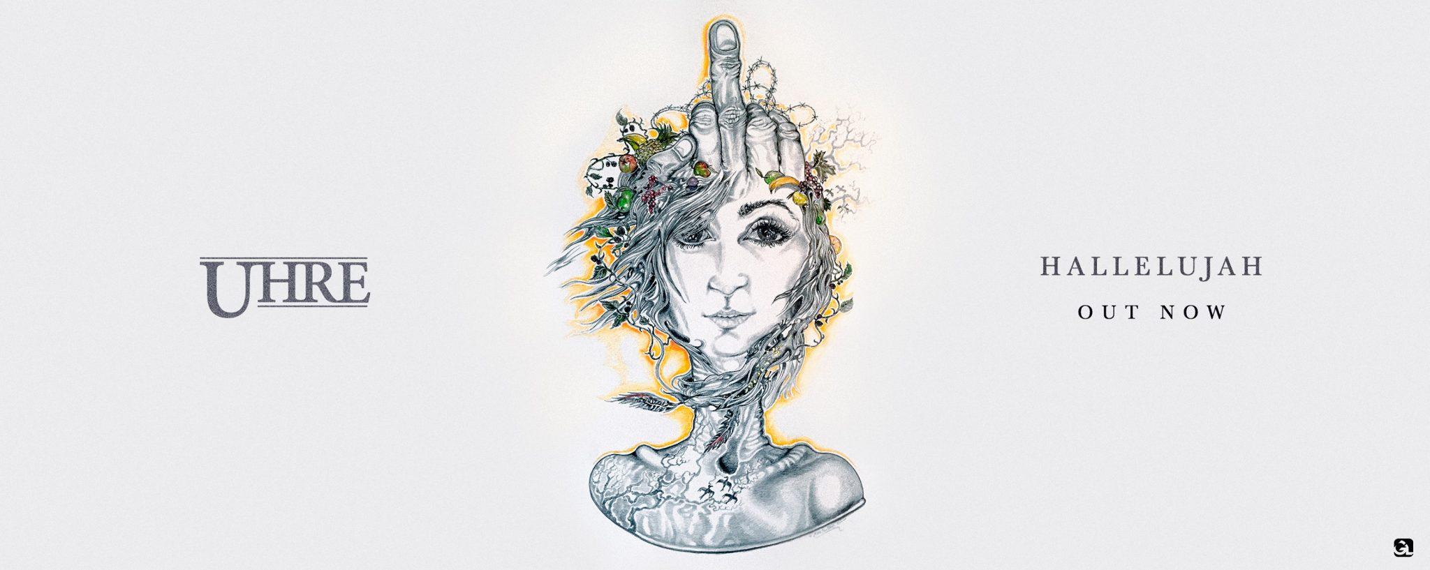 listen-hallelujah-by-uhre-alexander brown-alternative version-indie music-new music-indie pop-indie blog-music blog-wolf in a suit-wolfinasuit