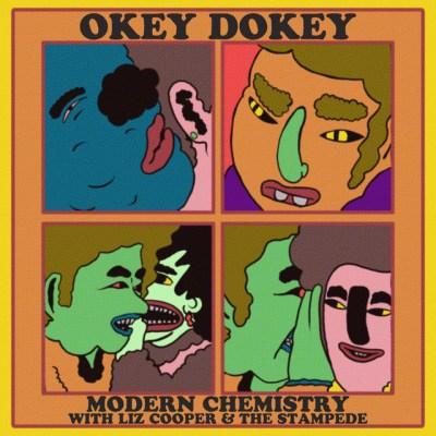 modern chemistry - by - okey dokey - and - liz cooper - usa - indie music - new music - indie rock - music blog - indie blog - wolf in a suit - wolfinasuit - wolf in a suit blog - wolf in a suit music blog
