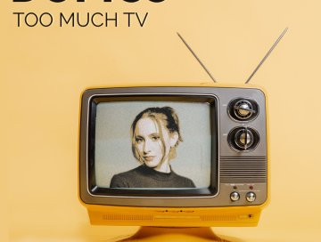 too much tv - by - dopico - New York - new music - indie music - indie rock - music blog - indie blog - wolf in a suit - wolfinasuit - wolf in a suit blog - wolf in a suit music blog