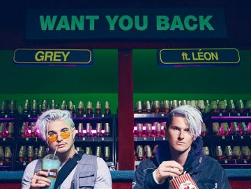 music video - want you back - by - grey - ft - leon - USA - Sweden - indie music - indie pop - new music - music blog - indie blog - wolf in a suit - wolfinasuit - wolf in a suit blog - wolf in a suit music blog