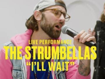 music video - i'll wait - by - the strumbellas - Canada - indie music - indie folk - new music - music blog - indie blog - wolf in a suit - wolfinasuit - wolf in a suit blog - wolf in a suit music blog
