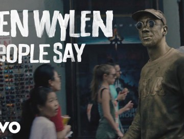 music video - people say - ben wylen - indie - indie music - indie pop - new music - music blog - wolf in a suit - wolfinasuit - wolf in a suit blog - wolf in a suit music blog